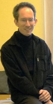 fotó rólam, az Infoalap oktatótermében